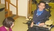 Wheelchair – Seating Clinic